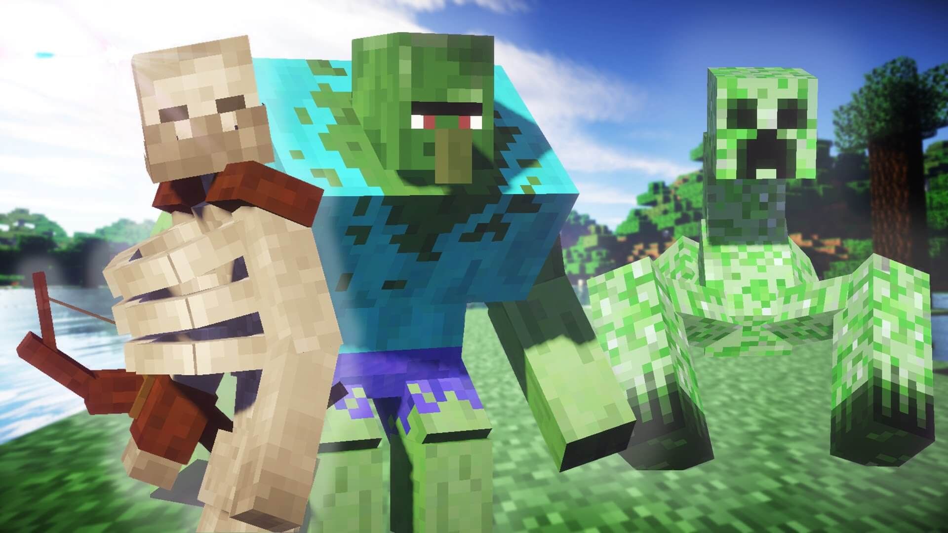 Mod Mutant Creatures - The-Minecraft.fr