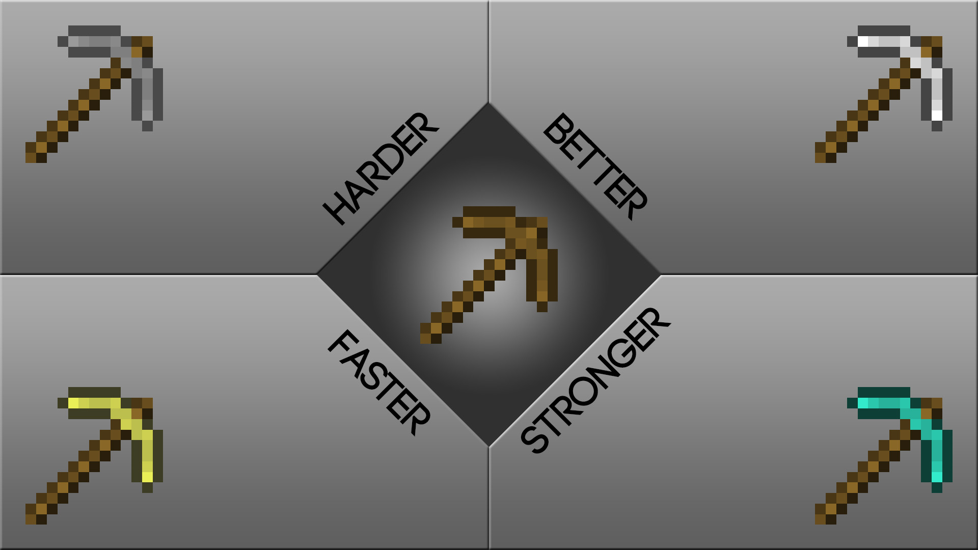 Harder Better Faster Stronger Wallpaper Image