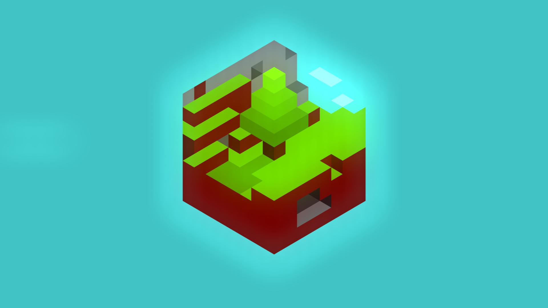 Most Inspiring Wallpaper Minecraft Minimalistic - minimalistic-minecraft-wallpaper-1  Collection_969797.png