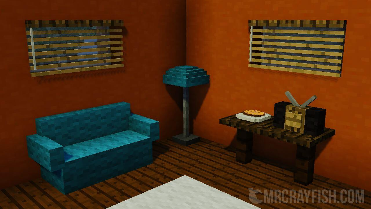MrCrayfish's Furniture Mod Image 1