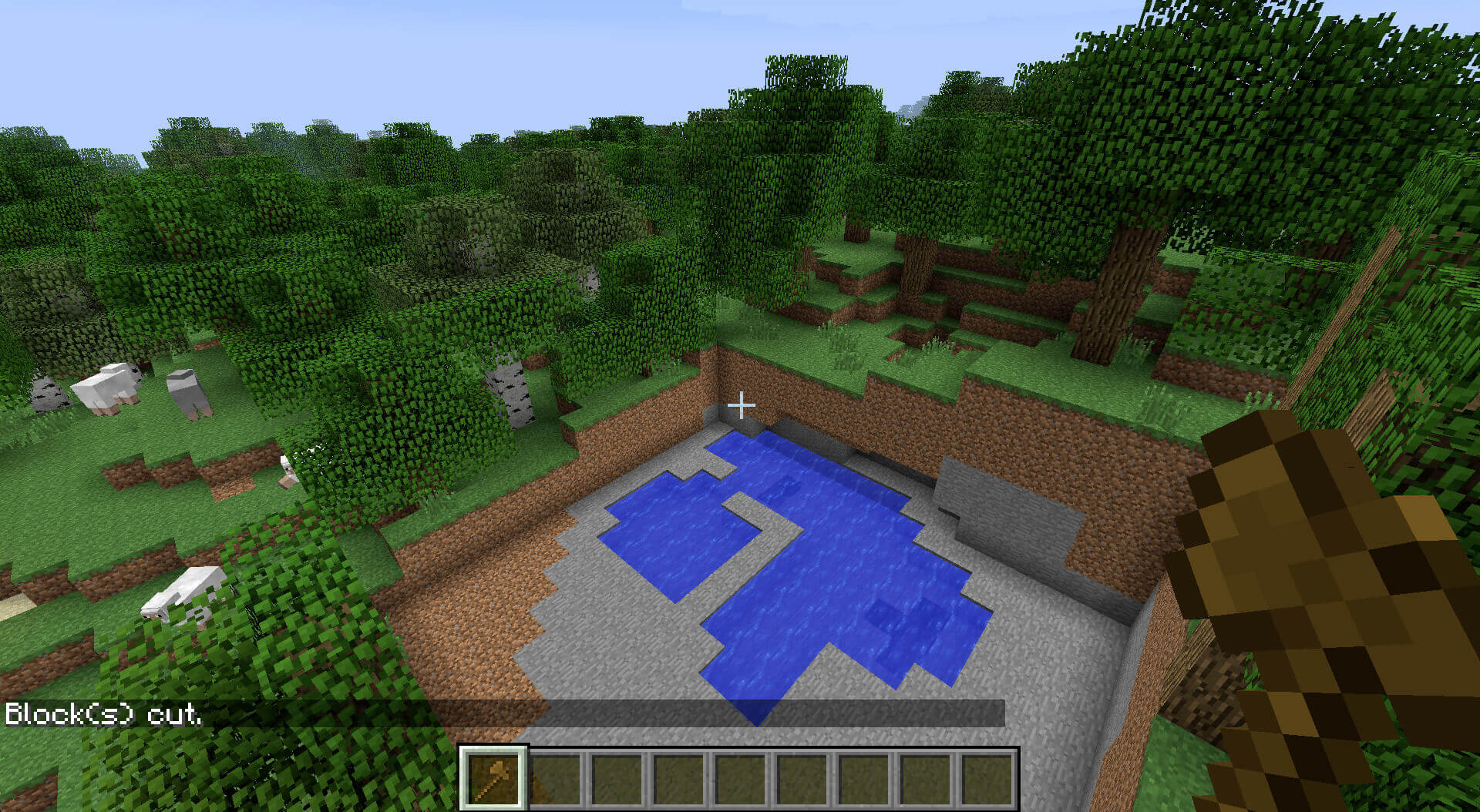 Mod Single Player Commands - The-Minecraft.fr