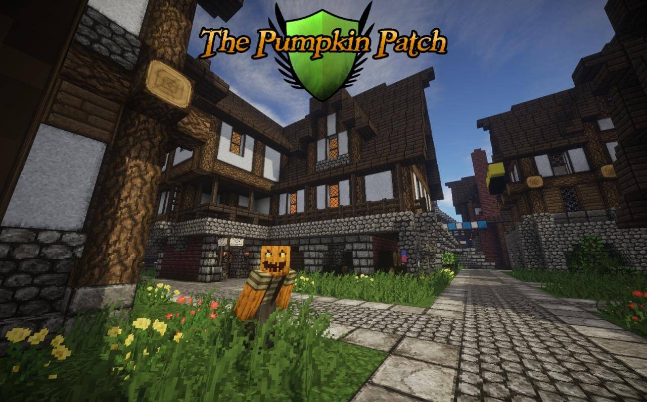 Pumpkin Patch Texture Pack Image 2