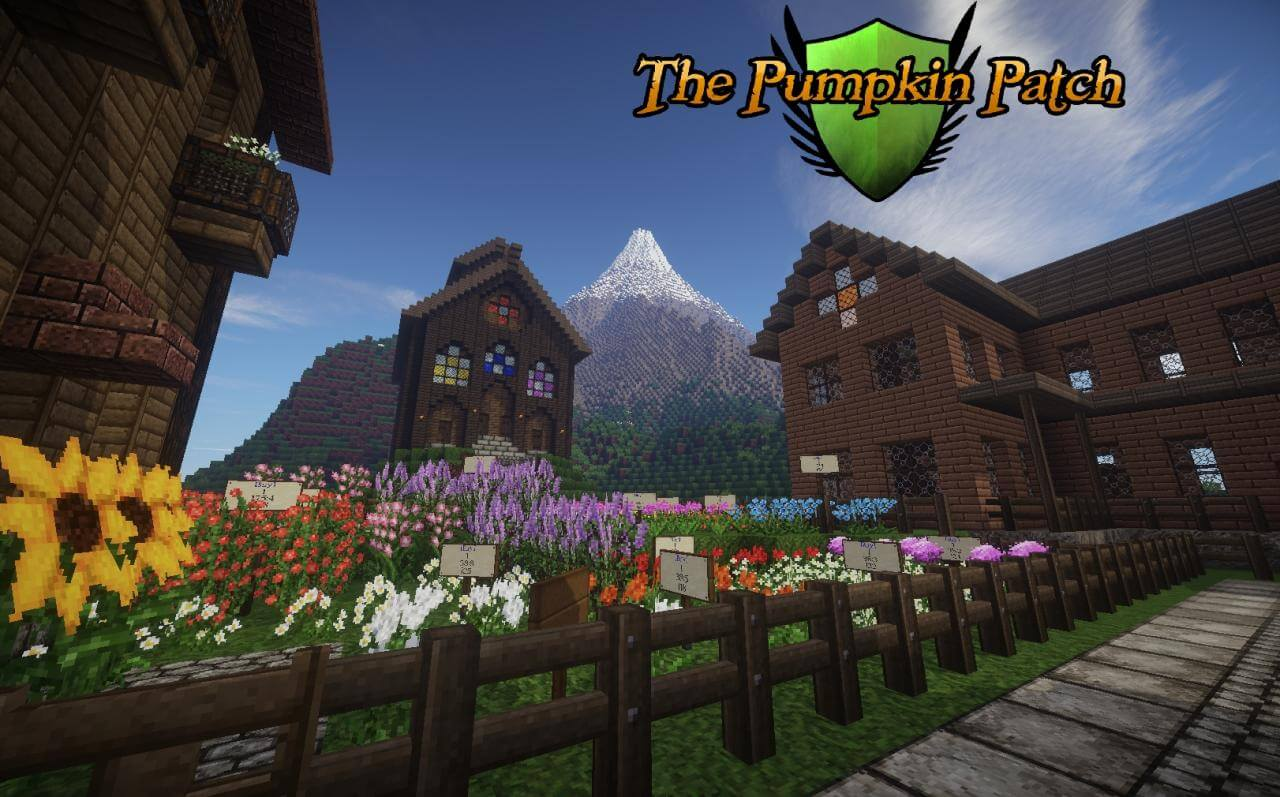 Pumpkin Patch Texture Pack Image 5