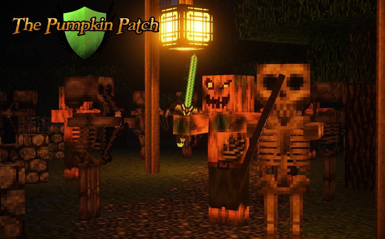 Pumpkin Patch Texture Pack Image 6