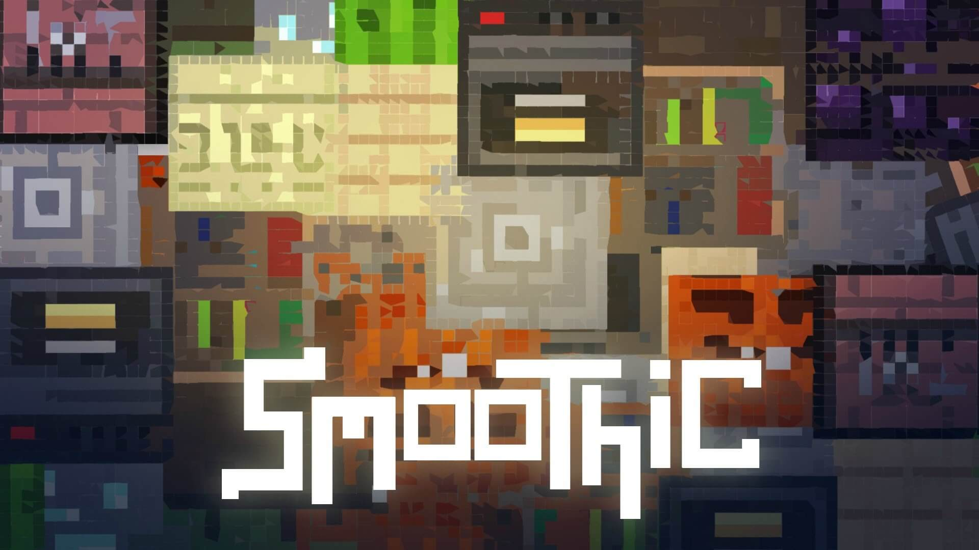 Texture Pack Smoothic - The-Minecraft.fr