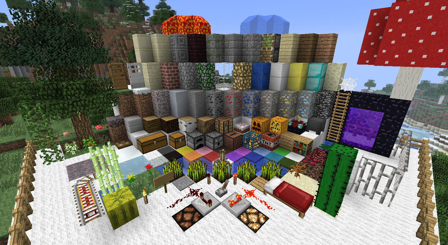 Traditional Beauty Texture Pack Image 4