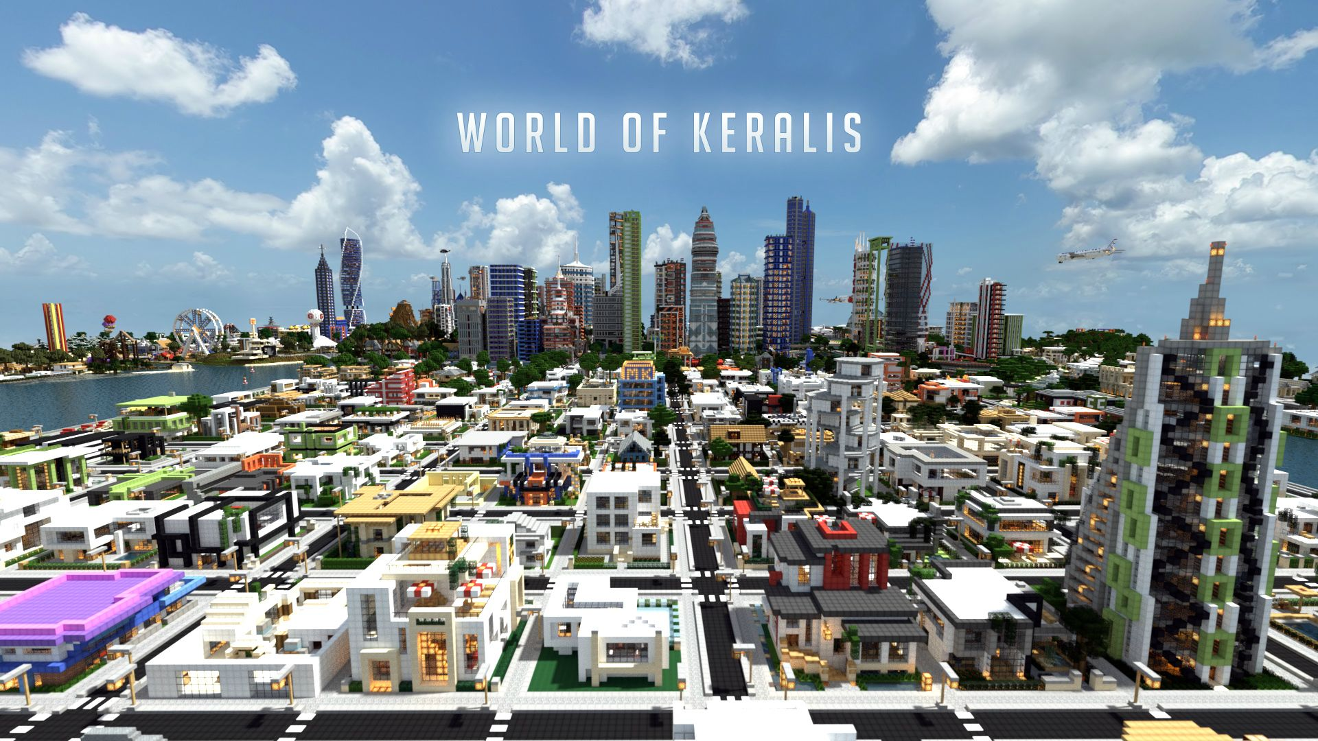 World Of Keralis Wallpaper Image